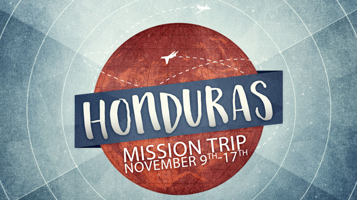 Honduras Trip Meeting