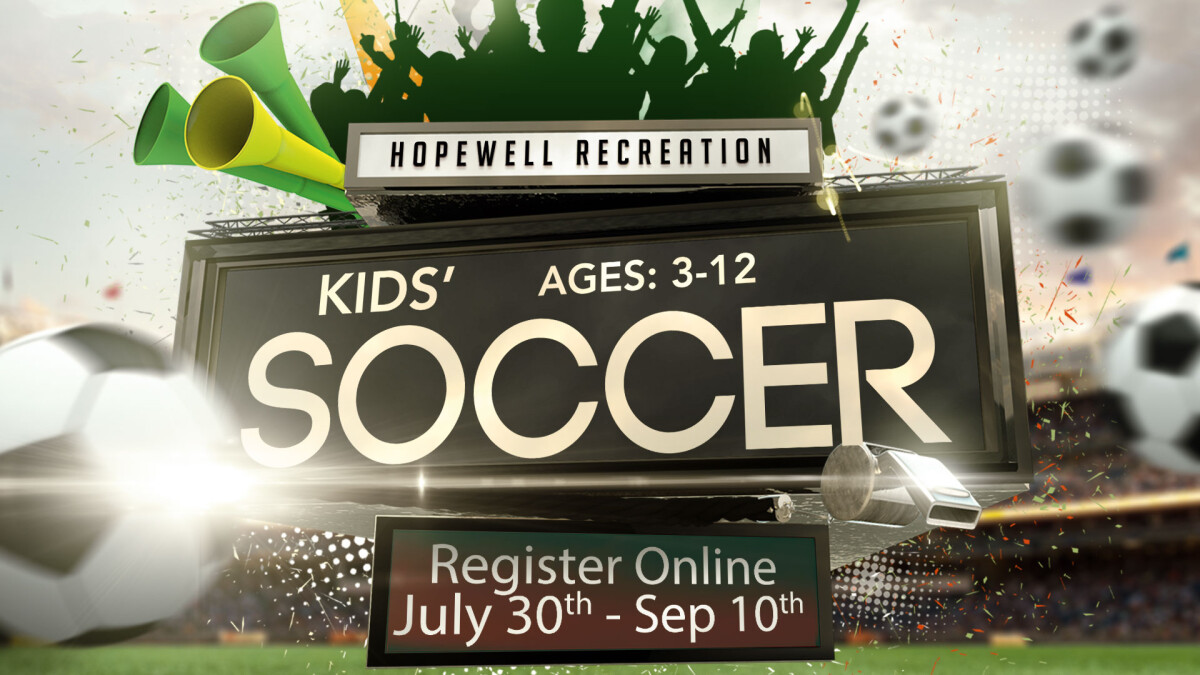 Kids' Fall Soccer Registration