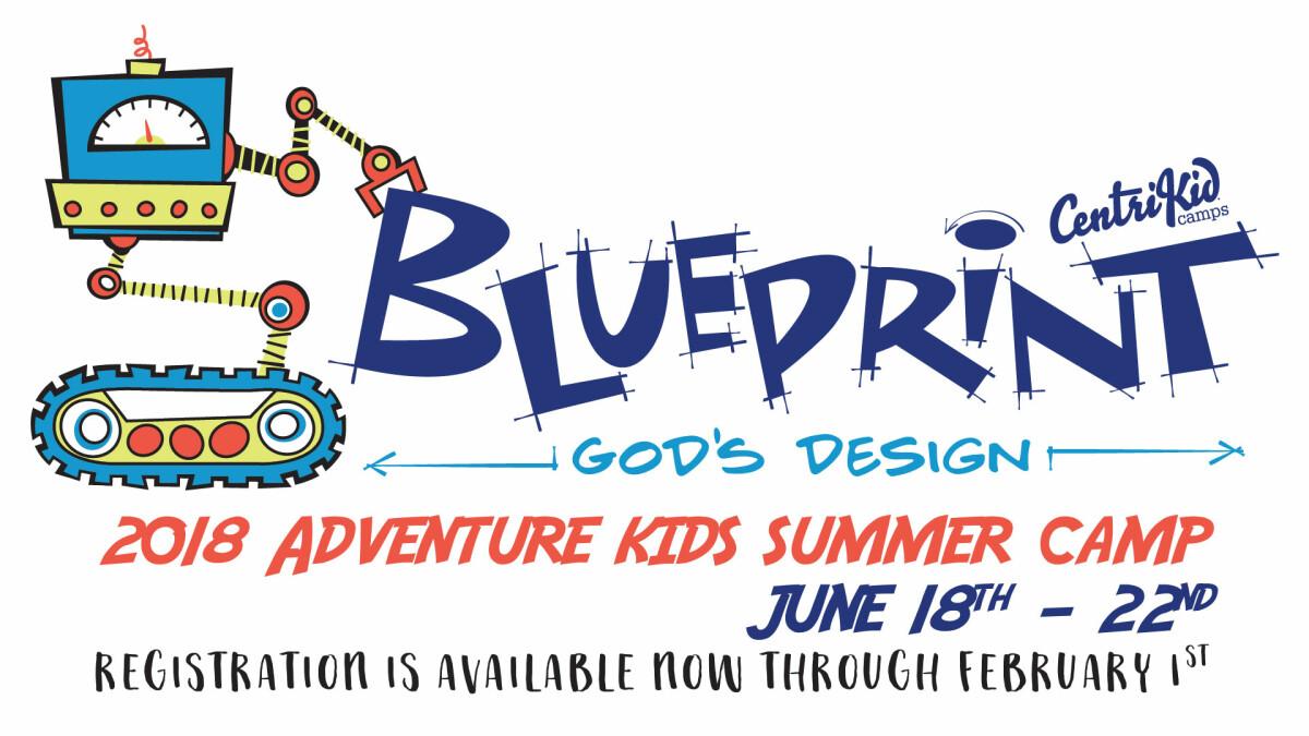 2018 Adventure Kids Summer Camp Registration