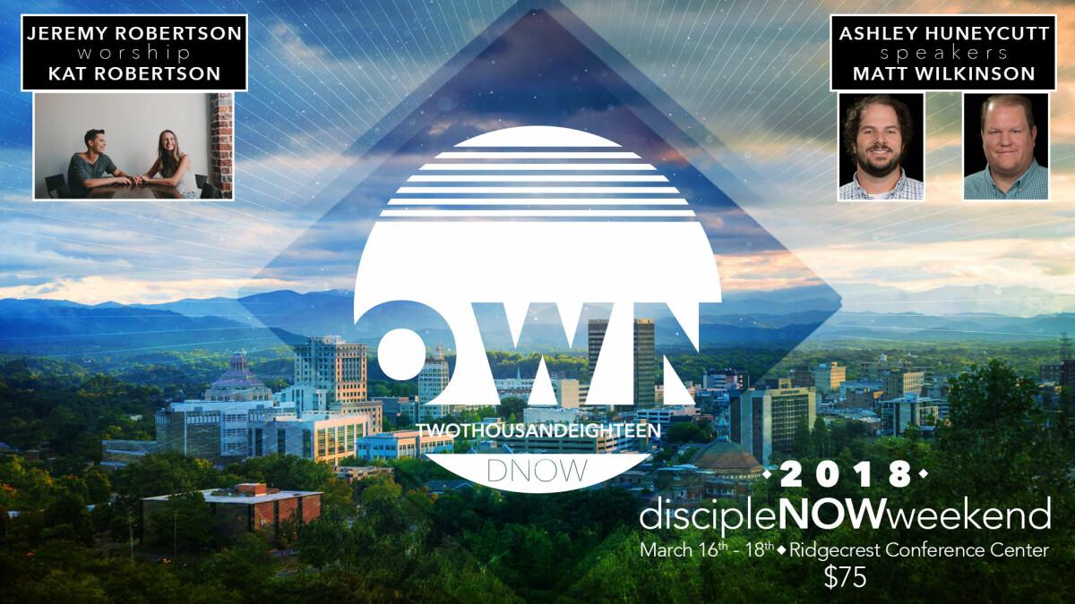 2018 DNOW Registration