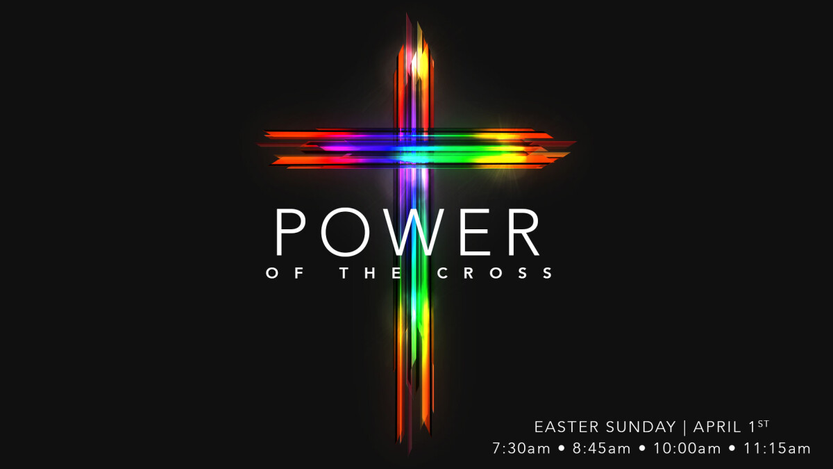 Easter-Power of the Cross