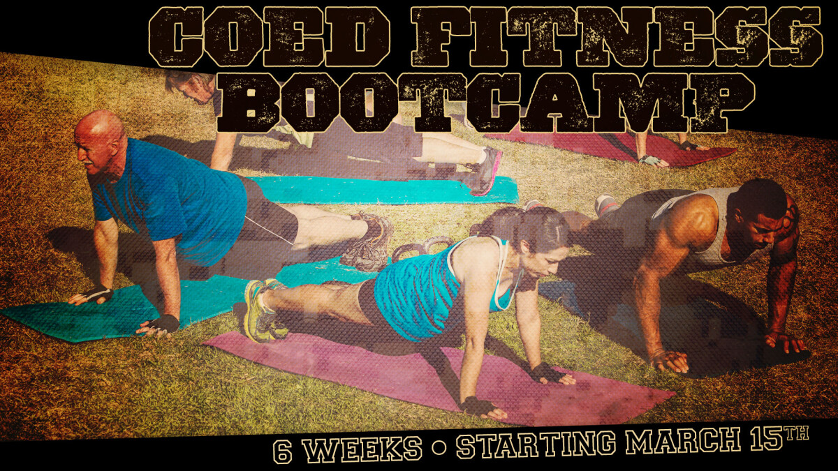 CoEd Fitness Bootcamp