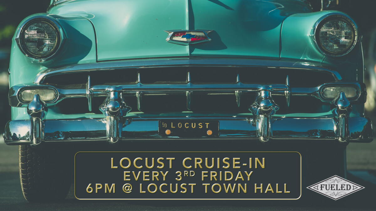 Locust Car Cruise-In