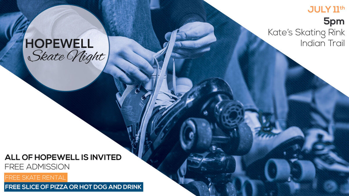 Hopewell Skate Night