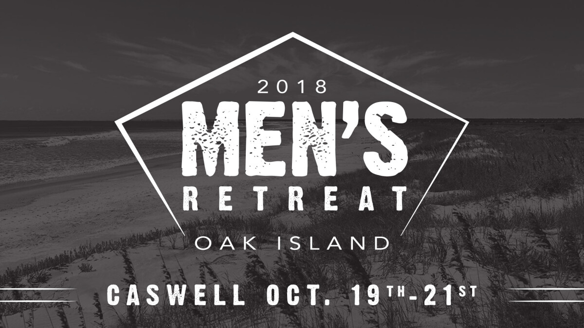 Men's Fall Retreat