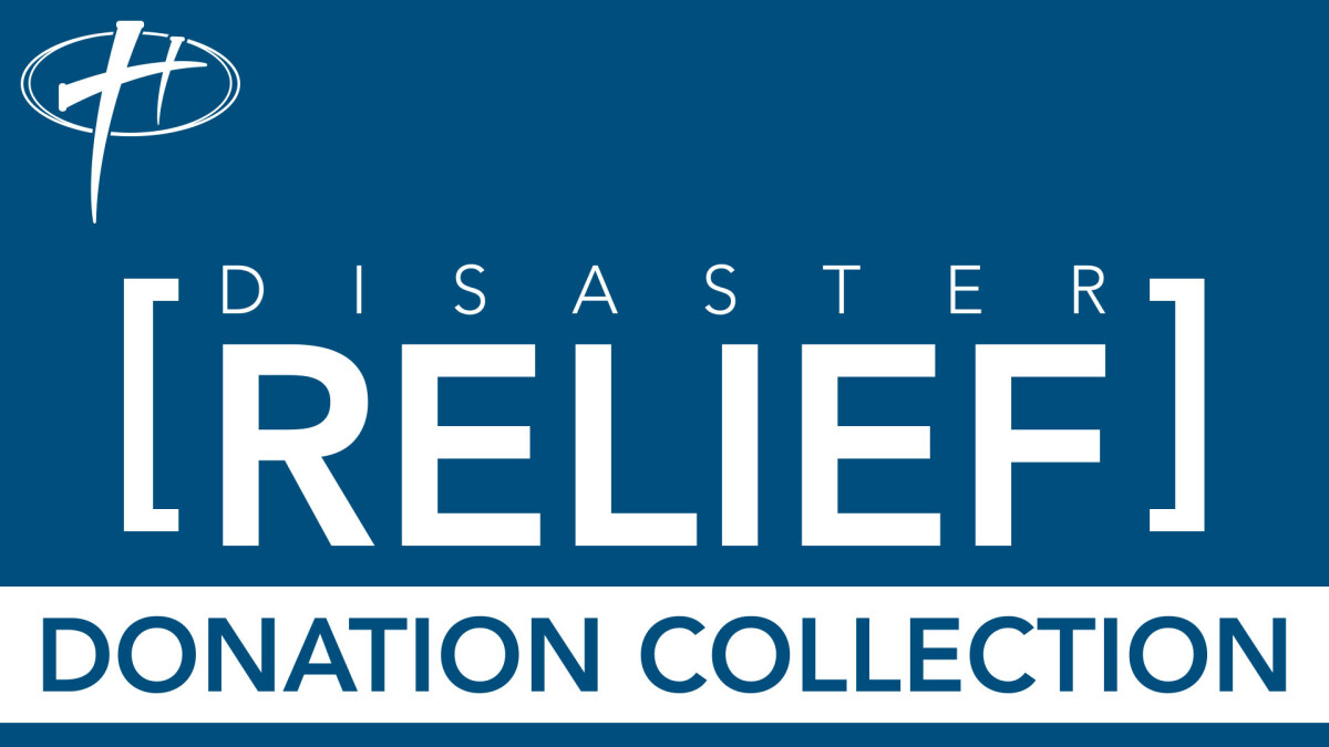 Disaster Relief Donation Collection