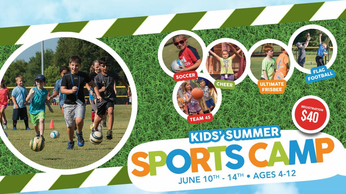 Kids' Summer Sports Camp Registration