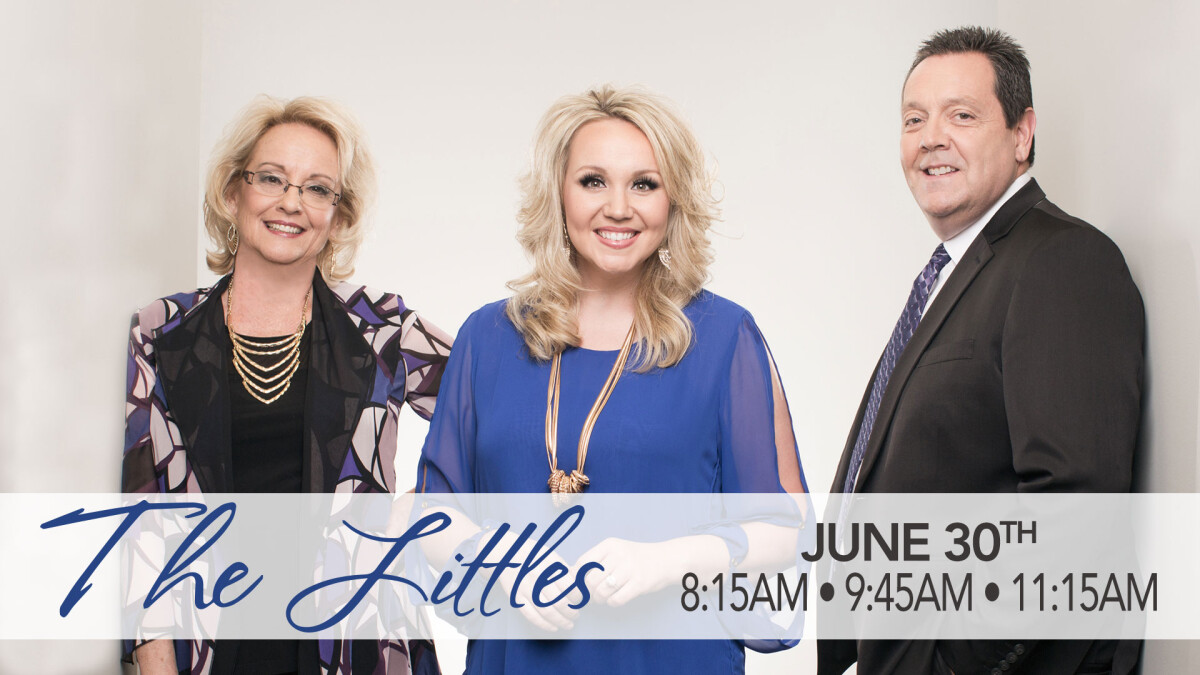 The Littles - Leading Worship