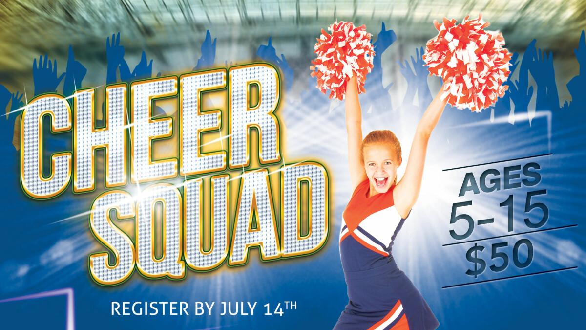 Cheerleading Registration