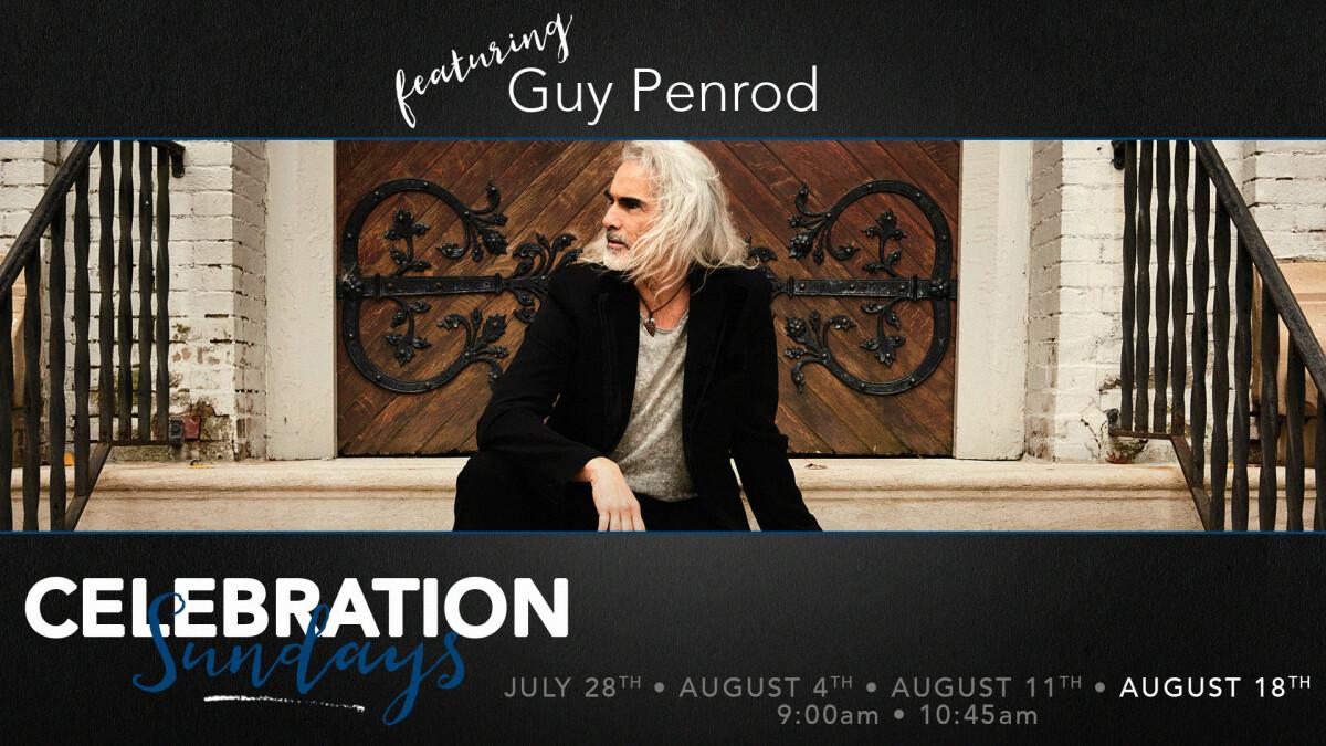 Celebration Sundays - Guy Penrod