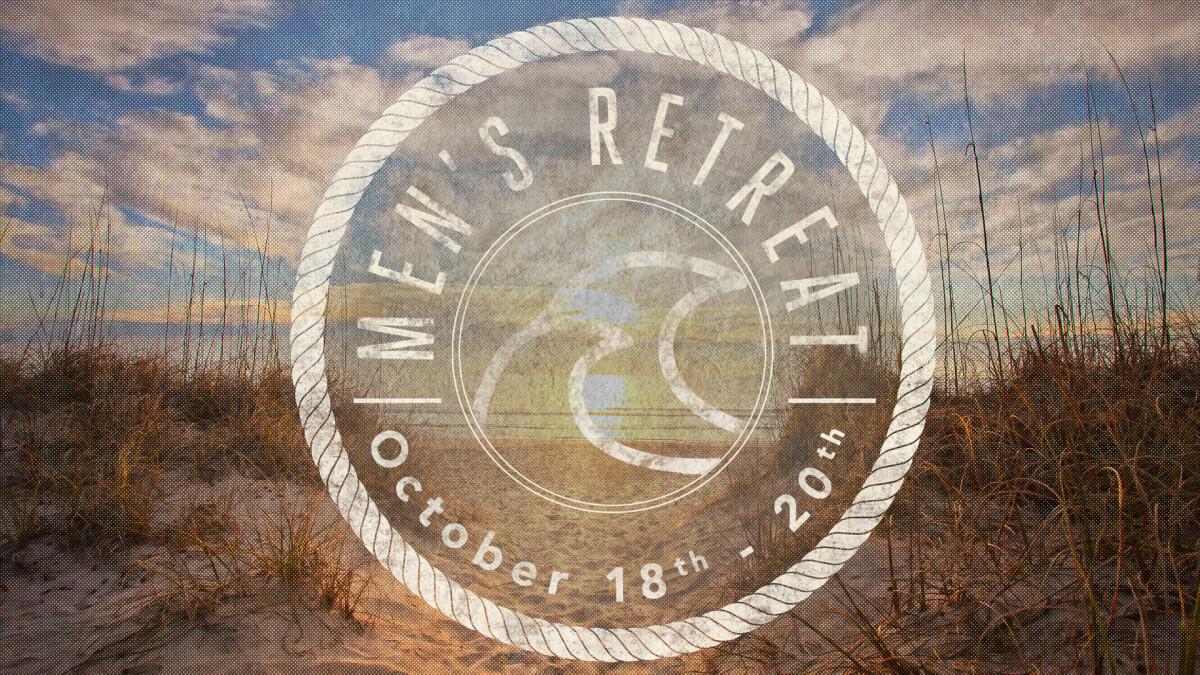 Men's Fall Retreat