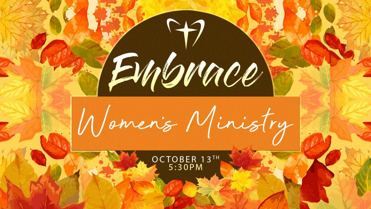 Embrace Women's Fellowship