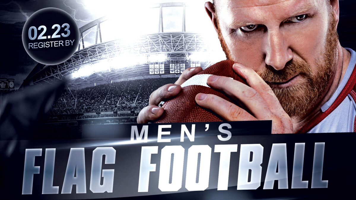 Men's Flag Football Registration