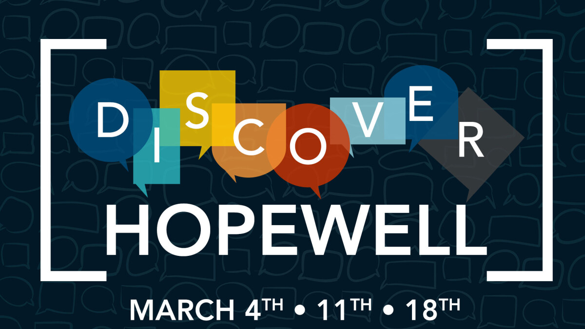 Discover Hopewell