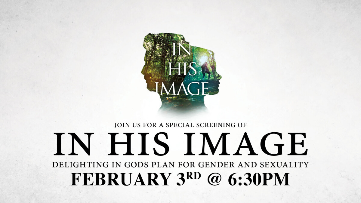 In His Image - Feature Film Screening