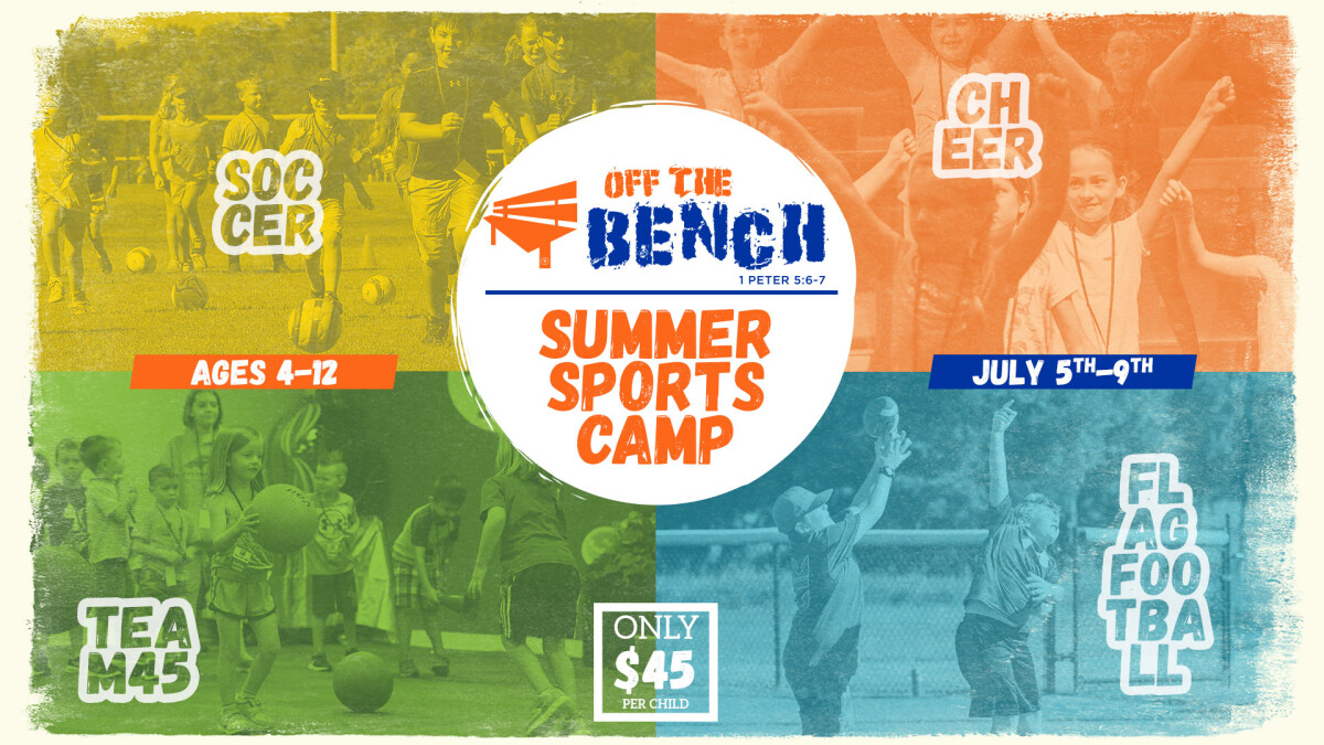 Kids' Summer Sports Camp Registration