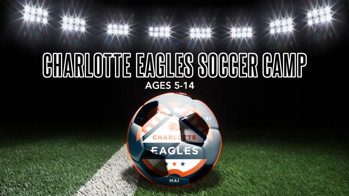 Charlotte Eagles Kids' Soccer Camp Registration