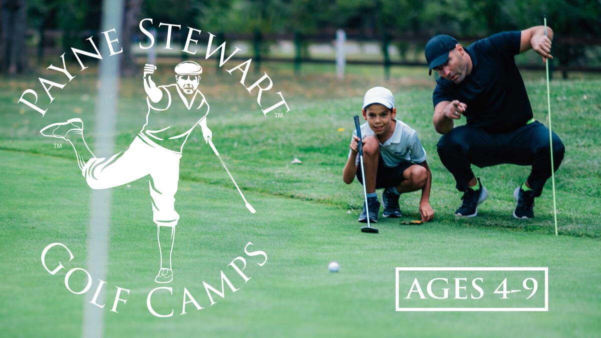 Payne Stewart Golf Camp Registration